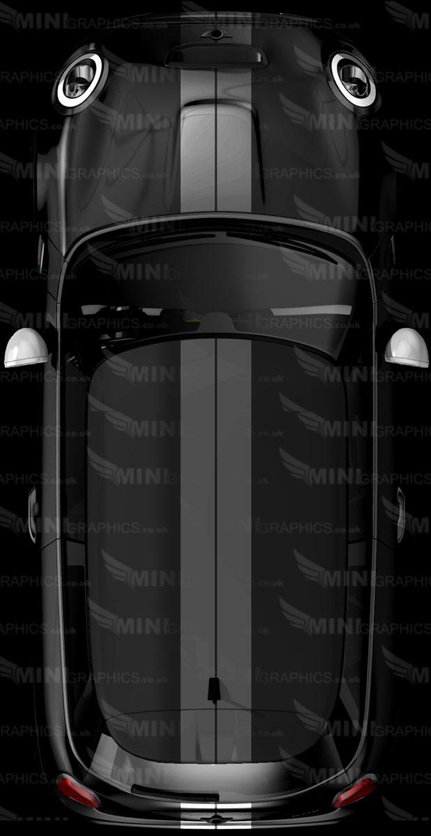 2 stripe thinner mini graphics viper