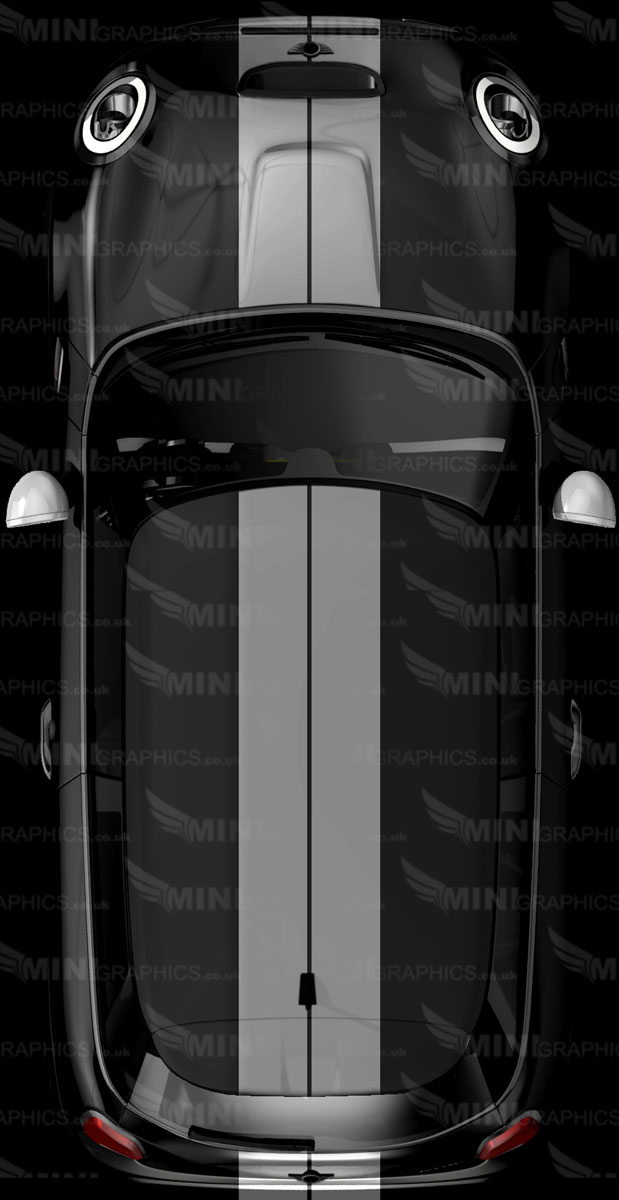 2 stripe wide mini graphics vipers