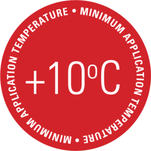 minimum fitting temperature